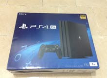New Playstation 4 device up for sale.