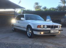 Used condition BMW 730 1989 with +200,000 km mileage