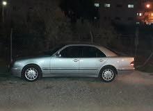مرسيدس 200 E موديل 2001 classic