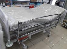 سرير طبي للايجار 4 حركات