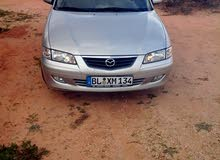 Gasoline Fuel/Power   Mazda 626 2002