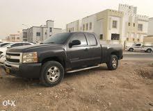Black Chevrolet Silverado 2011 for sale