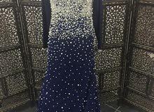 فستان زفاف وسهرة  للبيع