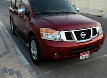 Used 2009 Armada in Abu Dhabi