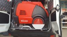 Mobile Steam Car Wash & Polishing System  للغسيل السيارات بالبخاروالتلميع المتنقلة مع مكينة اوبتيما