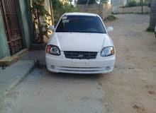 New Hyundai Verna in Tripoli