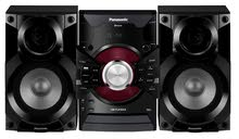 panasonic cd stereo system sc-akx18