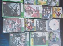 xbox 360 slim flaché avec voulent ferrari et 16 jeux