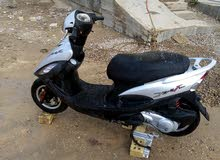 Kawasaki motorbike available in Baghdad