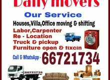 Moving,Shifting & Packing Call/whatsapp-66721734
