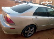 Used condition Lexus IS 2004 with 1 - 9,999 km mileage