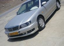 Silver Nissan Maxima 1998 for sale