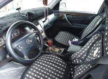 سيارة مرسيدس بنز موديل 2000 اوتوماتيك بحاله جيدة