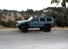 Jeep Cherokee car for sale 1997 in Amman city