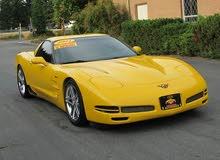 For sale 2003 Black Corvette