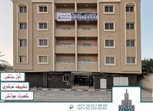 استديو للايجار في إمارة عجمان منطقة الراشدية أول ساكن،كهرباء مواطن،موقع مميز