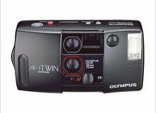 كاميرا olympus af-1 twin