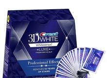 Crest 3D White.whitining strips الاصلي