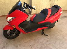 Used Honda motorbike made in 2010 for sale