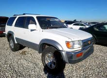 Toyota 4Runner car is available for sale, the car is in Used condition