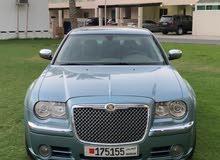 للبيع كرايسلر 300c  موديل 2009 اللون سماوي   للأستفسار : 33756404