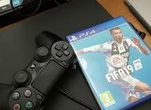 بلايستيشن 4 برو Playstation 4 pro