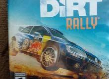 dirt rally لعبة رالي السيارات
