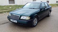 For sale 1998 Green C 200