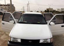Hyundai Excel made in 1993 for sale