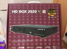 رسيفر HD BOX 2020