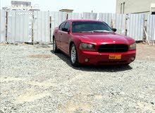 Red Dodge Charger 2006 for sale