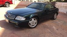Used Mercedes Benz SL in Amman