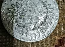 قلادة نادرة او عملة نادرة قديمة جدا