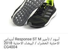 حذاء اديداس نمره 44(10,5) جديد