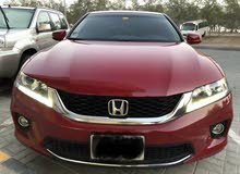 Honda Accord 2.4 coupe
