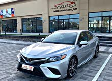 2018 Used Camry with Automatic transmission is available for sale