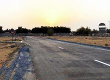 أرض سكنية زاوية شارعين اسفلت بموقع مميز بحي الياسمين .. من المالك مباشرةً تصريح أرضي + ( طابقين ) !!