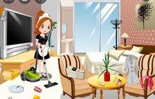 طبخ وتنظيف