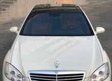 للبيع مرسيدس S600 موديل 2009 ماشي 62 الف
