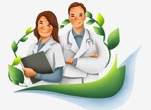 مطلوب للعمل طبيب أو طبيبة أخصائين للعمل في مجمع طبي متخصص في الأسنان  بجدة