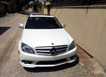 Mercedes Benz C 300 car for sale 2009 in Tripoli city