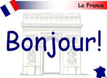 مدرس لغة فرنسية  60057107