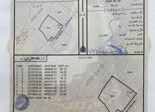 للبيع أرض زراعية + وحدة سكنية المساحة 5445 متر