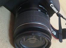 كاميرا احترافية Canon 600d