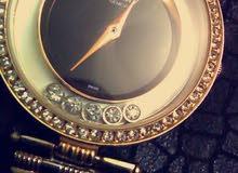 ساعة نسائية نادرة ماركة ( Chopard) نظافة 95٪