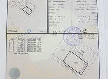 أرض سكنية للبيع في مدينة النهضة مربع 17
