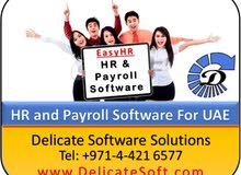 HR Management and Payroll Software for UAE