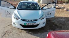 Automatic Hyundai 2012 for rent - Madaba
