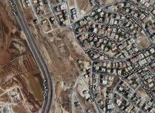 ارض للبيع مساحة 400 متر بربوة عبدون سكن خاص 3 طوابق منطقة فلل موقع مميز جدا