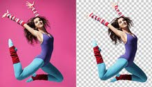 Remove Background & Retouch your photos, إزالة الخلفية وتحسين الصور والالوان